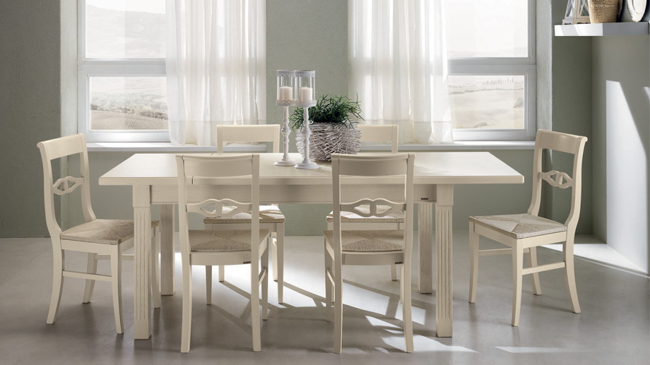 Tables Baltimora | Official USA Scavolini Site